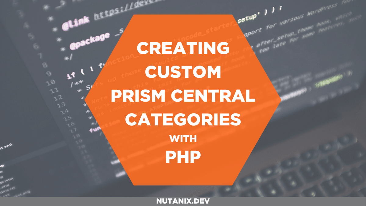 Creating custom categories with PHP