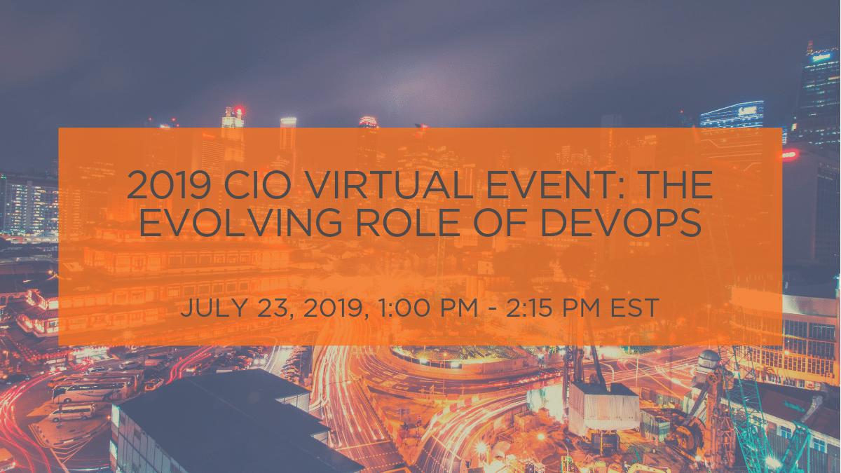Evolving Role of DevOps