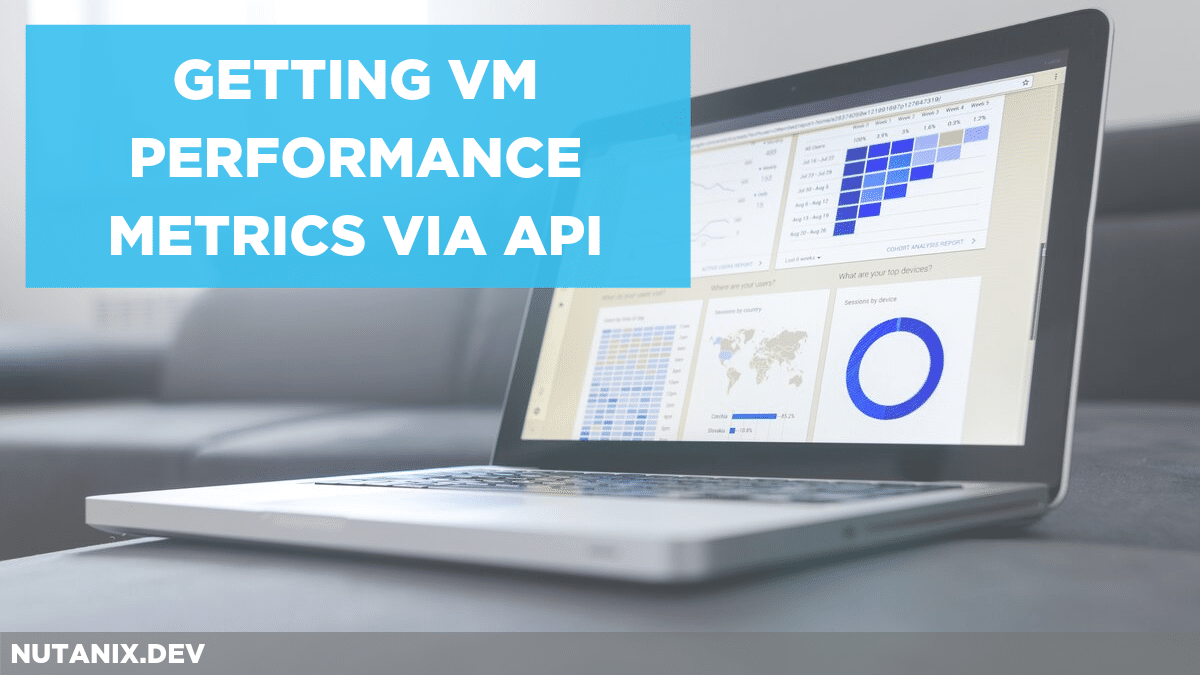 Getting VM Performance Metrics via API